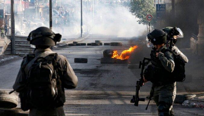 Izraēla izšķīrusies par pamieru konfliktā ar kaujiniekiem Gazas joslā