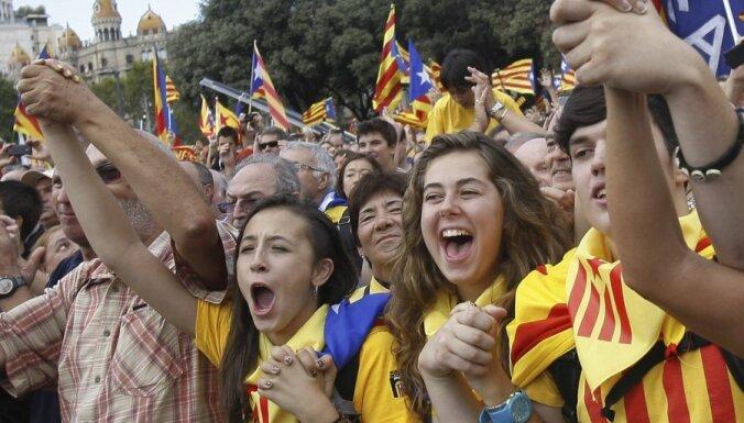 Жителей Каталонии запретили спрашивать о независимости