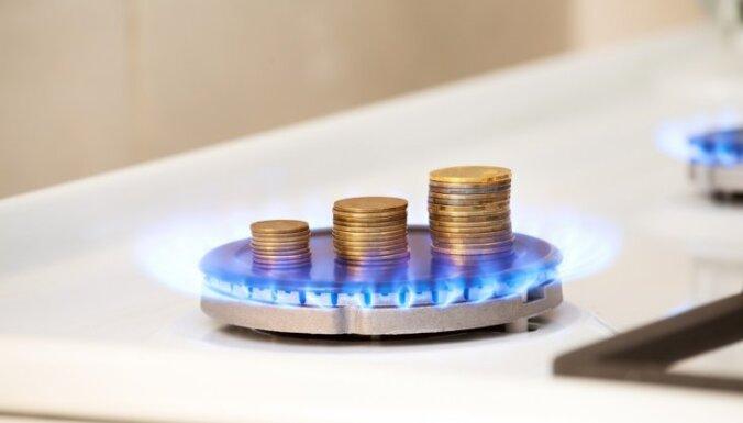 Регулятор объяснил, почему в Латвии снизилось потребление природного газа