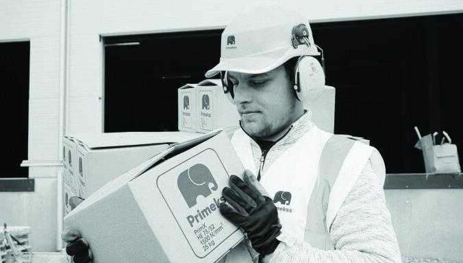 Betona ražotājs 'Primekss': stabila zinātība