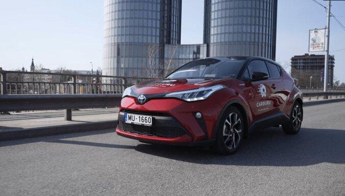 'Carguru' ieguldīs miljonu eiro autoparka paplašināšanā