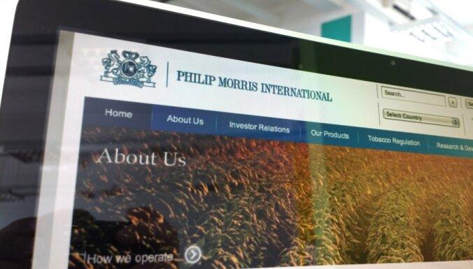 'Philip Morris Latvia' pērn nopelnījis 465 966 eiro