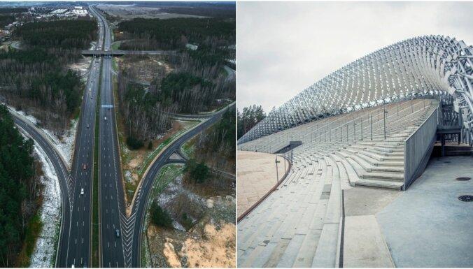 Paziņoti konkursa 'Latvijas Būvniecības Gada balva 2020' uzvarētāji