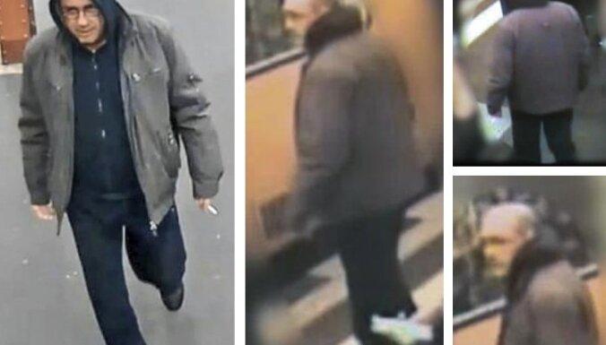 Aizdomās par Vācijā izdarītu slepkavību policija meklē attēlā redzamo vīrieti