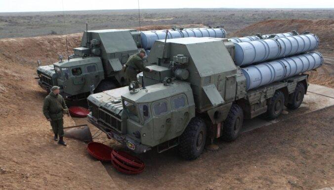 Беларусь безвозмездно получила от России четыре боевых комплекса С-300
