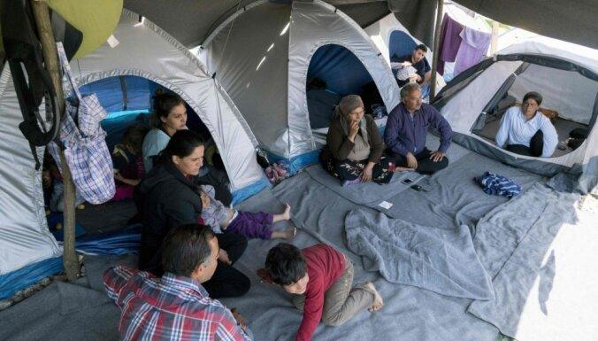 Albānija atsakās izvietot patvēruma meklētāju uzņemšanas centrus