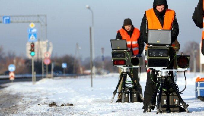 Fotoradari no ceļiem pazudīs jau decembra vidū