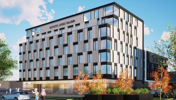 В Эстонии откроется первый в странах Балтии отель Novotel Living