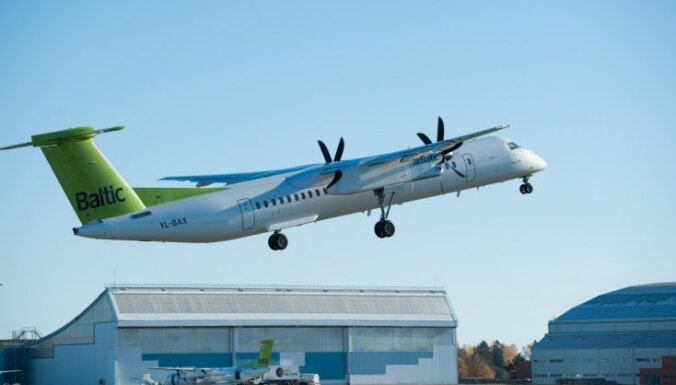 Сейм разрешил выделить компании airBaltic 80 млн евро из госбюждета