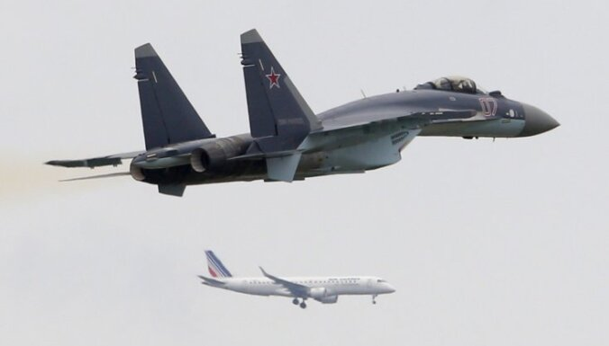 Эксперт: ВВС России могут достойно выступить только в локальной войне с НАТО