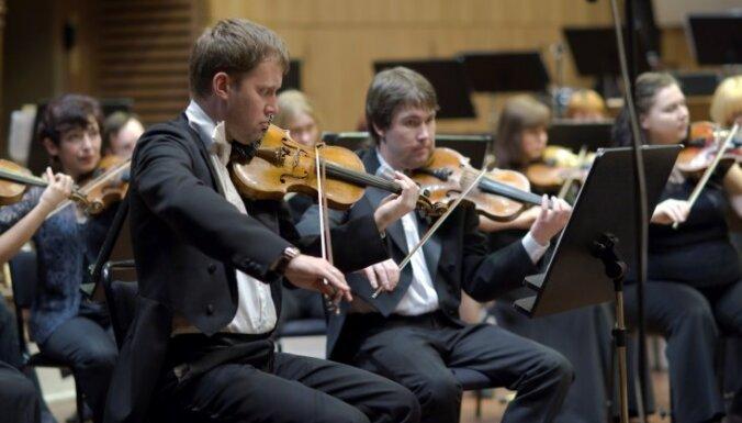 Cēsīs notiks Latvijas Nacionālā simfoniskā orķestra otrais vasaras festivāls