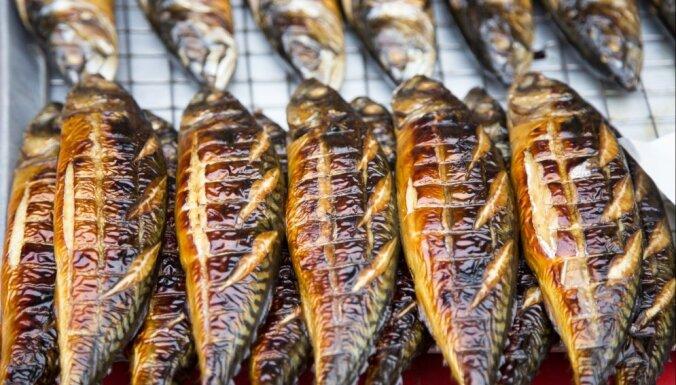Grilēšanas dueļi, degustācijas un zupas vārīšana: Centrāltirgū notiks Jūras un zivju svētki