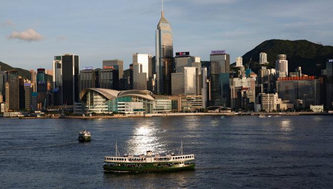 Ķīnas parlaments apstiprina plānus pārveidot Honkongas vēlēšanu sistēmu