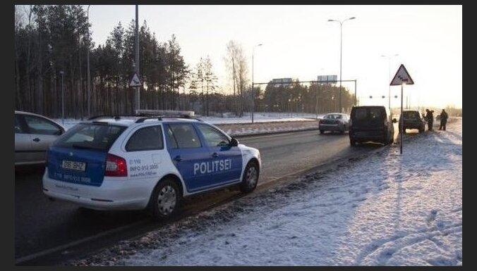 Tallinā īsā laikā veselības problēmu dēļ uz ceļa gājuši bojā divi cilvēki