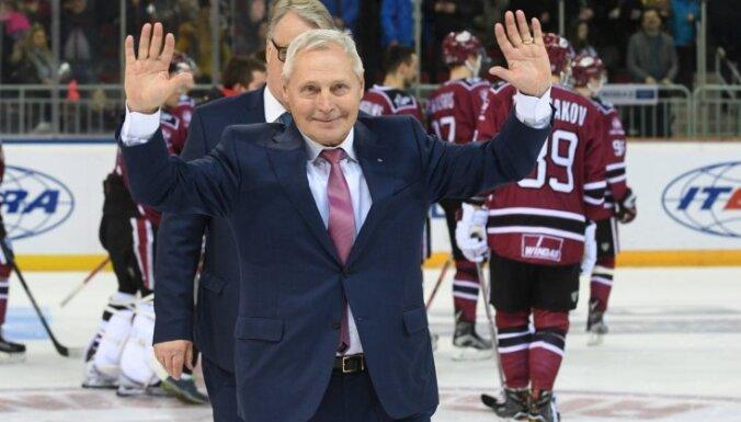 KHL pēc šīs sezonas neizslēgs Rīgas 'Dinamo' no čempionāta