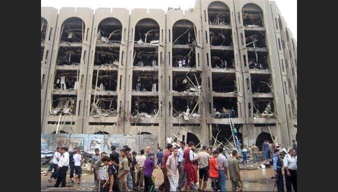Двойной теракт в Багдаде: 160 погибших
