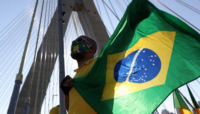 Covid-19: Sanpaulu mērs brīdina par pilsētas veselības sistēmas pārslodzi