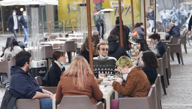 В Италии начали частично открываться бары, рестораны и кинотеатры