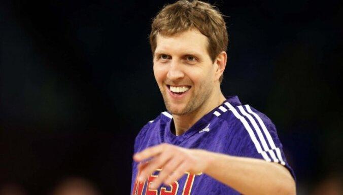Немецкий баскетболист— самый результативный легионер в истории НБА