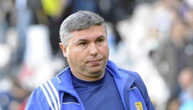 'Ventspils' treneris: uzvara ir zelta vērtē