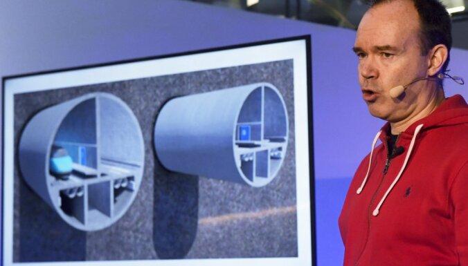Китайцы вложат 15 миллиардов евро в подводный туннель между Таллином и Хельсинки