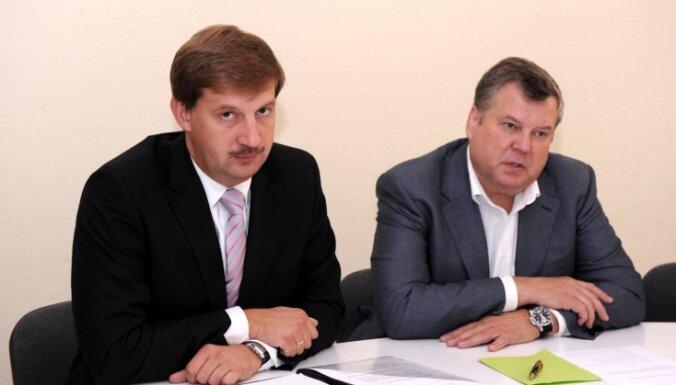 SC pieprasa premjeram paskaidrojumus par īpašumtiesībām uz naftas vada Polocka – Ventspils bufernaftu