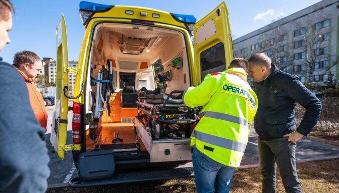 Эстонии за сутки выявлен один новый случай коронавируса
