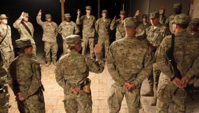 У сил НАТО в Афганистане новый командующий — морпех Данфорд