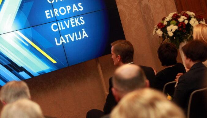 """На титул """"Человека Европы"""" выдвинуты спортсмены, политики и общественные деятели"""