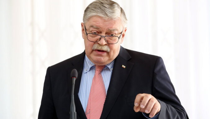 Krievijas līdzšinējais vēstnieks Latvijā Lukjanovs apstiprināts par vēstnieku Baltkrievijā