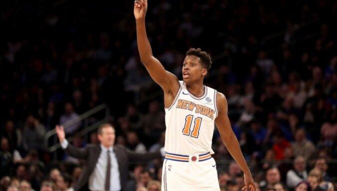 'Mavericks' varētu dot iespēju bijušajam 'Knicks' saspēles vadītājam Nilikinā