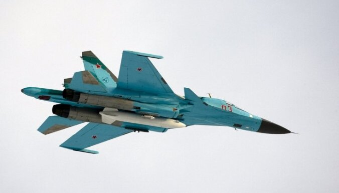 СМИ: Истребители ВКС РФ дважды обстреляли военный самолет Израиля