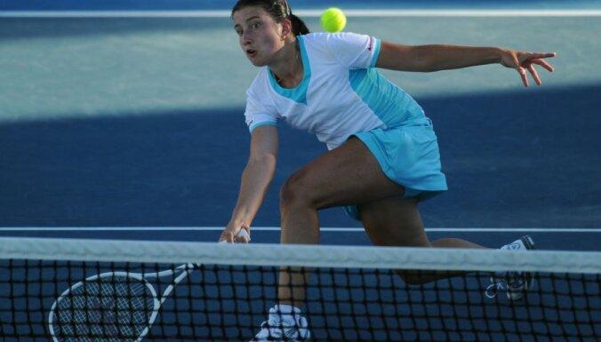 Sevastova atgriežas WTA ranga TOP 100; ATP rangā par vienu pozīciju pakāpjas Gulbis