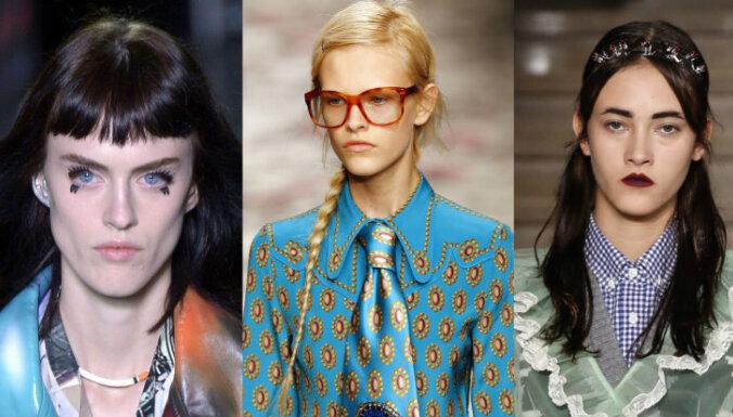 Foto: Aktuālākās frizūras īsiem, vidējiem un gariem matiem, kas ir modē 2016. gadā