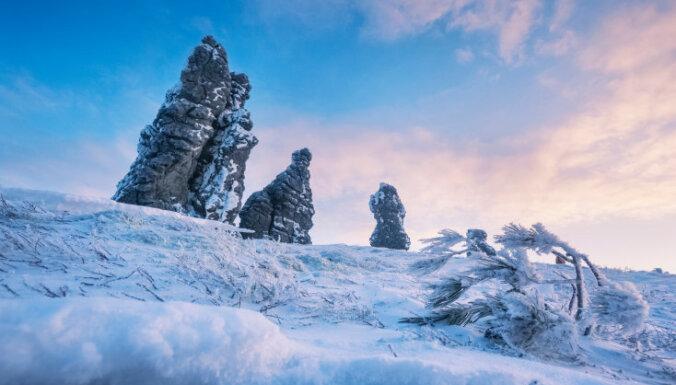 ФОТО. Инопланетные пейзажи – как выглядит одно из самых странных мест в России