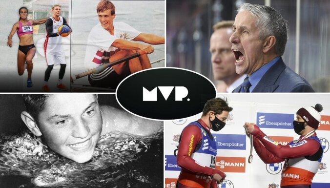 'MVP': Hokeja izlases sastāvs, viltotais zelts un Lasmaņu ģimenes talantu fabrika