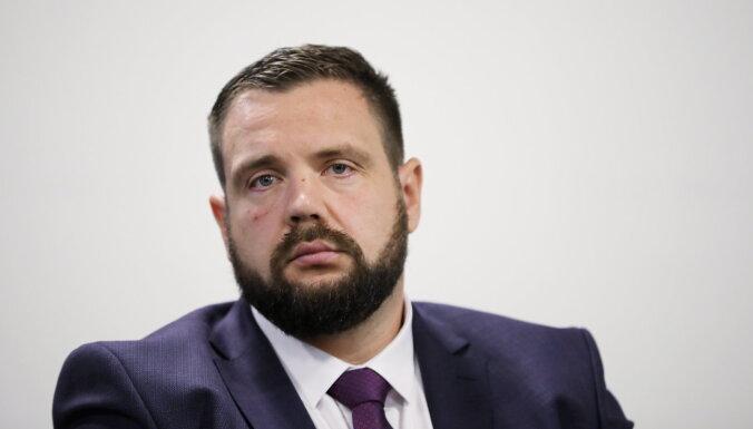 Raidījums: uz ekonomikas ministra amatu 'KPV LV' varētu virzīt Vitenbergu