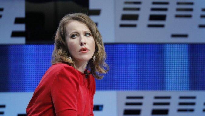 СМИ: У Ксении Собчак перед свадьбой с Богомоловым сильно упали доходы