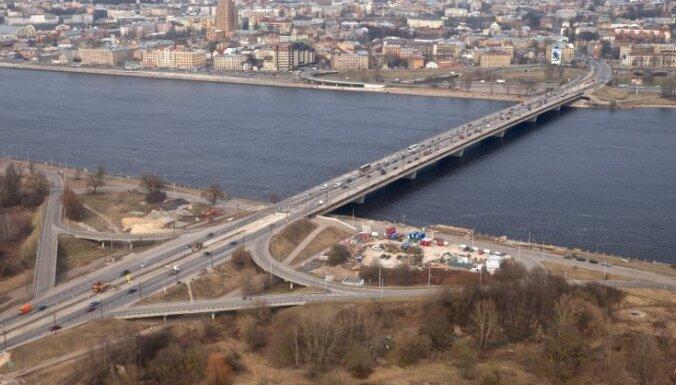 Salu tilta rekonstrukcijas otro kārtu projektēs Daugavpils novada uzņēmums