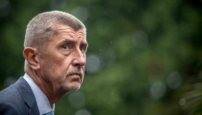 Čehijas prokuratūra atsakās apsūdzēt premjerministru Babišu