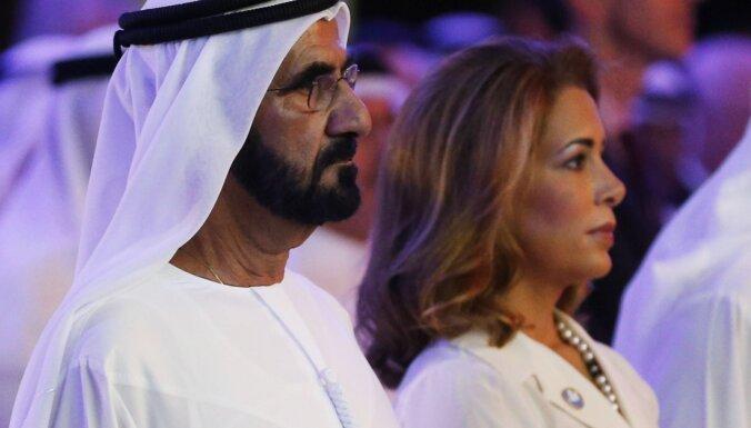 Эмир Дубая подал в суд на сбежавшую от него в Лондон жену