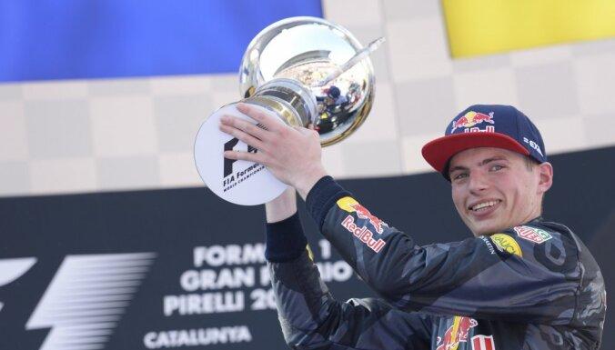 """Ферстаппен победил в первой же гонке за """"Ред Булл"""" и вошел в историю """"Формулы-1"""""""