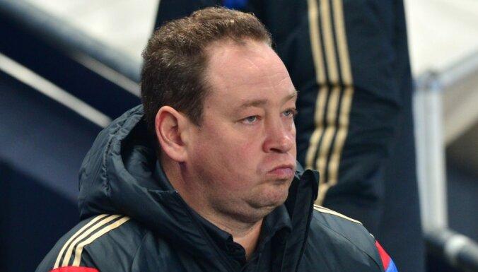 Главным тренером сборной России по футболу назначен Слуцкий