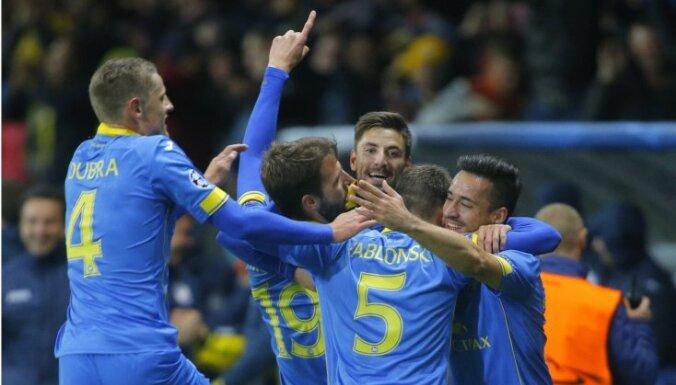 Клубы Зиля и Дубры пробились в кубковые финалы