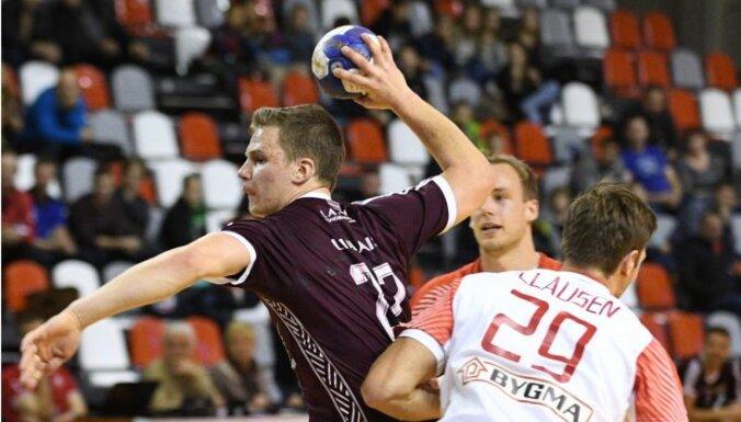 На Кубке Рижской думы сборная Латвии заняла третье место