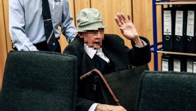 """Бывший охранник концлагеря, представший перед судом: """"Мне себя не в чем упрекнуть"""""""