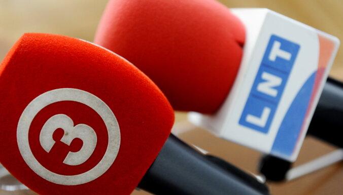 NEPLP atļauj no marta LNT un 'Kanālu 2' nomainīt ar 'TV3 Life' un 'TV3 Mini'