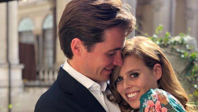 Princeses Beatrises kāzas no karaliskām 'saīsinātas' līdz privātām