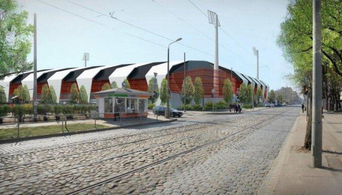 LFF beidzot saņem būvatļauju jaunajam stadionam