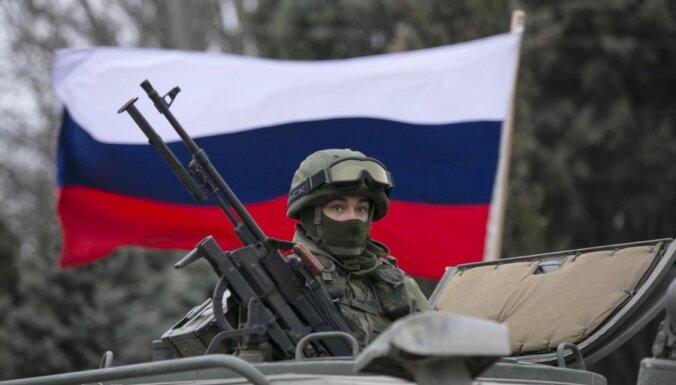 Arī Sevastopole pieņem lēmumu par pievienošanos Krievijai